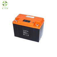 LiFePO4 Lithium Motorcycle starter Battery