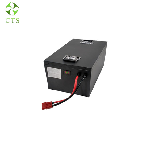 48V 100Ah Lithium Lifepo4 Battery for Electric mower
